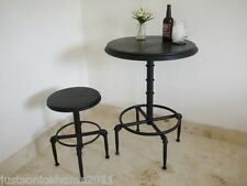 Up to 2 Seats Vintage/Retro Round Kitchen & Dining Tables