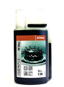 STIHL Zweitaktöl HP Ultra 1l Zweitaktmotorenöl 0781 319 8061