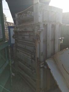Mill Size Baler Bailer cardboard, plastic, baler, compactor