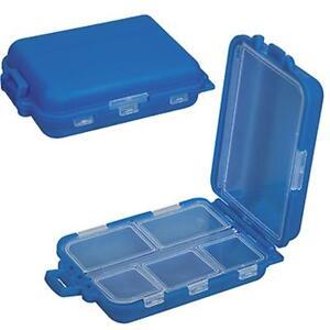 Kingsley M-94, MULTI-COMPARTMENT PILLBOX 6 Trays, New Pill Box
