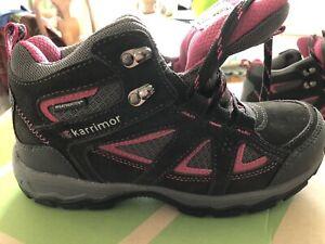 Ladies walking hiking boots Size 4.5 Karrimor Never Worn In Box