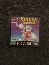 klonoa door to phantomile Ps1 PlayStation Complete PAL