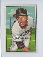 1952 BOWMAN # 121 AL CORWIN NICE CARD