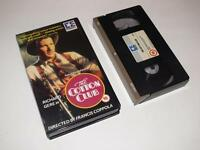 VHS Video ~ The Cotton Club ~ Gere ~ Small Case Ex-Rental Pre-Cert ~ Embassy