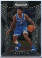 2019 Prizm Draft Picks Cam Reddish Rookie Card #74 Duke Blue Devils