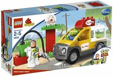 LEGO DUPLO 5658 Toy Story - Pizza Planet Truck - MISB / NEW / UNOPENED !