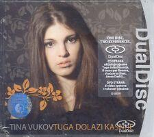 Tina vukov DUAL DISC CD DVD tuga dolazi kasnije vice Ivana il treno per Genova