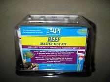 API Reef Master Test Kit Marine EXP. 02 / 2019 - UPC: 317163134023