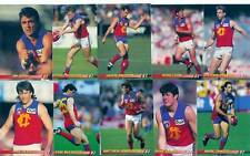 1994 Select FITZROY Team Set (10 Cards)