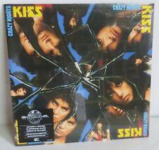 Kiss Crazy Nights German Logo 2014 reissue LP Vinyl Record new