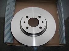 chrysler lancia ypsilon 1.3 1.4 front brake discs PAIR new genuine fiat
