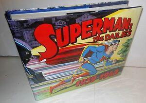BOOK 3 Volumes in One SUPERMAN The Dalies The Strips 1-966 1939-1942 op 2006