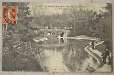 "CPA "" CLERMONT-FERRAND - Jardin Lecoq"