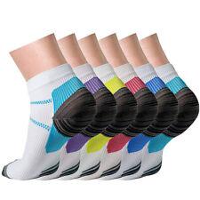 Plantar Fasciitis Men Women Sports Running Arch Ankle Support Compression Socks