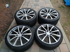 Winterräder Michelin Alpin A4 N0 7mm Brock B3 Alufelge Porsche 20 Zoll 911 991.1