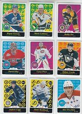 2015-16 O-PEE-CHEE RETRO COMPLETE SET WITH UPDATE 650 CARDS MCDAVID ROOKIE YEAR
