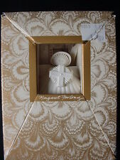 """Margaret Furlong Limited Edition 4"""" Angel With Cross 1993 Mint"""
