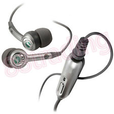 BLACK H60 Sony Ericsson Handsfree Headphones for W705 W715 W995 C905 C902 C702