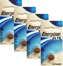 4 Energizer 2L76 CR1/3N 3v Lithium Photo Battery