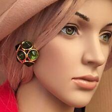 YVES SAINT LAURENT Ohrringe Designer Klips Earring Boucle d oreille