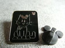 PINS PIN'S - CHAT 1 of 5 - MICKEY - DISNEY OFFICIAL TRADING - COLLECTION 2008