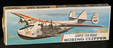 Airfix, Boeing Clipper. kit model. 1/144 scale. Cat No. SK602.