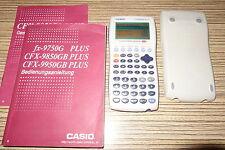 Taschenrechner Casio CFX 9850GB Plus WE . + OVP