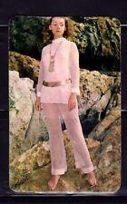 CALENDARIO BOLSILLO. MODELOS AÑOS 70 MODELO 4  1976