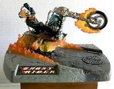 2006 Titanium Series Die Cast Marvel Ghost Rider Hasbro preowned