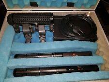 2x Sennheiser MKH 60 MKH60 P48 Mikrofon Microphone im Set