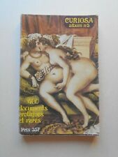 [Erotisme - Bibliophilie] Curiosa, Album N.5 (N.13 à 15).