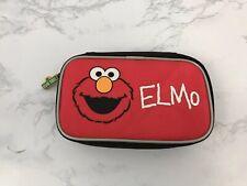 Sesame Street Elmo Storage Carry Case Nintendo DS Lite DSi 3DS XL 4X7X1 L1