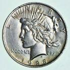(1) Cull 1922-1925 P/D/S Peace Silver Dollar 90% Eagle Collection Bulk Lot