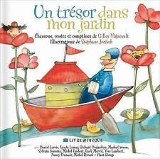 Un trésor dans mon jardin (French Edition)-ExLibrary