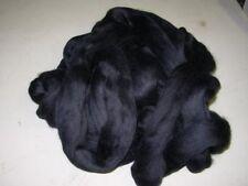 Merino Top Black 8 Ounces Ashland Bay 21 Microns