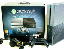 Microsoft Xbox One 1TB Limited Edition Halo 5 Guardians Console GOOD CONDITION