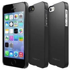 For Apple iPhone SE 5S | Ringke [SLIM] Thin Lightweight Hard PC Back Cover Case
