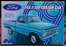 1969 FORD F 100 CUSTOM CAB Pickup 1:25 MODEL King 1227 new tool NUOVO NUOVO 2015 NUOVO