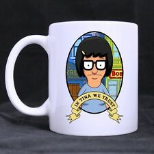 Details about  Funny Tina Belcher Theme In Tina We Trust Ceramics Mug Cup Two Si