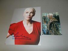 Annie Lennox  Eurythmics  signed signiert Autogramm auf 20x26 Foto in person