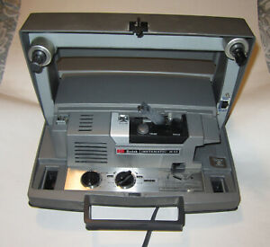 vintage Kodak INSTAMATIC M95 MOVIE PROJECTOR Super 8