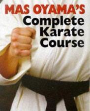 Mas Oyama's Complete Karate Course, Oyama, Mas, Oyama, Masutatsu, Good Book