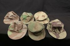 Lot 6x Wwii German Army Military Surplus Uniform Unbranded M43 Field Caps Hats