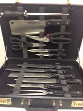 12 Piece MESSER CUTLERY SET MADE IN GERMANY