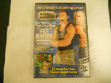 NEW! Barry's Boot Camp Hollywood Fat Blaster Workout Lower Body Emphasis DVD