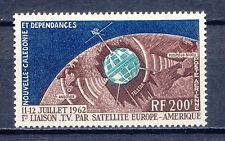 Raumfahrt, Space, Telstar - Neukaledonien - 386 ** MNH 1962