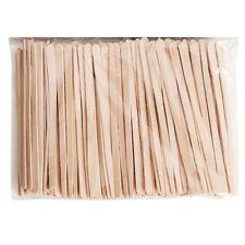 Disposable Eyebrow Wooden Wood Tongue Lip Depressors Spatulas Wax Waxing