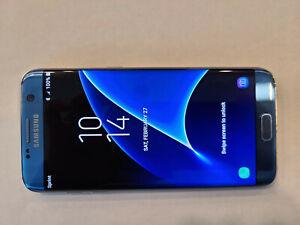 Samsung Galaxy S7 edge SM-G935 - 32GB - Blue Coral (Sprint) Smartphone