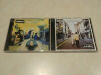 $40 Double CDs: Oasis Definitely Maybe 2CD/(What's The Story) Morning Glory? 2CD