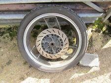 Yamaha RD 350 ypvs 31k rear wheel, original finish